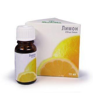 citrinos eterinis aliejus